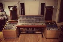 "Studio Racks / Custom built 19"" studio racks"