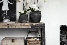 Wabi Sabi / Design of raw simplicity