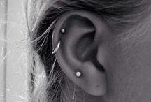 Piercings / All the piercings I like or want