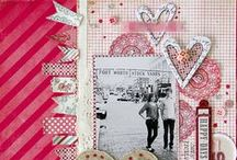 I Love ♥ Scrapbooking / Scrapbook papers, digital papers, templates, layouts, embellishments, die cuts, kits & sets and anything you'd like to pin and share or brag about! Email for invites: digital@prtskin.com