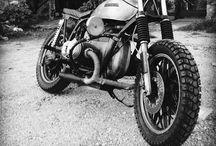 Les motos des Dandy