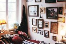 INTERIOR / Your home should tell the story of who you are and be a collection of what you love. - Nate Berkus