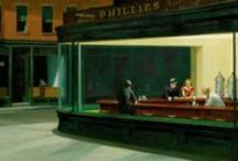 Art / Visual depictions of the imaginations of a few talented painters, scribblers and artists.