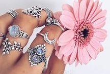 Jewelry is a Girl's Best Friend ☝