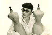 Edith Head / La legendaria diseñadora Edith Head, considerada uno de los máximos exponentes del diseño en Hollywood, logró ocho premios Oscar (y 35 nominaciones)