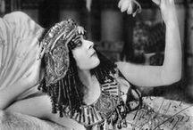 Silent Film / Vestuario de películas del cine mudo