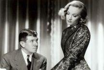 Travis Banton / El diseñador fue jefe de vestuario de Paramount y creador de la icónica imagen y estilo glamouroso de Marlene Dietrich.