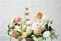 Florals / Flower arrangements I love