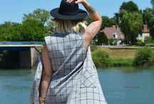 ▪️ Mode - Tendances / Mode et tendances look, mode hiver, mode été, inspirations, vêtements,