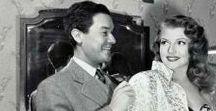"""Jean Louis / Jean Louis fue un diseñador de vestuario cinematográfico. Entre sus diseños más conocidos el vestido de  Rita Hayworth en """" Gilda"""" (1946) o el que Marilyn Monroe lució cuando cantó """" feliz cumpleaños, Sr. . Presidente """" de John F. Kennedy en 1962."""