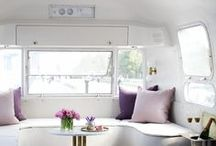 Airstream / Cool tiny space design of airstreams