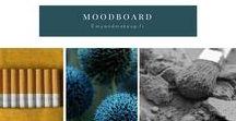 ▪️ Moodboard / moodboard, organisation, couleurs, blog, créativité, personnalisation, identité visuelle