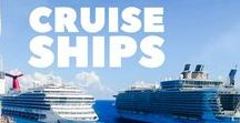 Cruise Ship Travel / Covering plenty of great cruise tips and tricks for your cruise vacation including packing, saving money, travel destinations, ports and more. Only your own site pins allowed.