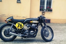 Honda CB750, 1976 / Our Honda CB 750 CafeRacer Build