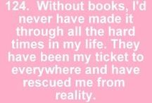A Book Filled Life / by Kelly Renner