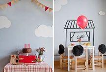 Party: Ideas / by Martha Pretorius