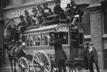 London - Victorian times / Research for my Victorian novels set in London