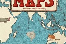 Maps / by Ken Arnold