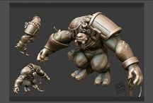 ZBrush References