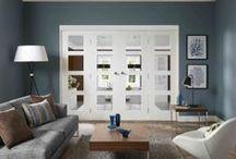 Internal Room Dividing Doors / Internal door between front room & extension