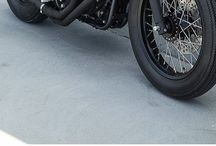 Bobbers / Hard tail bikes
