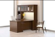 Prado Casegoods / A timeless casegood collection of exquisite detail that enhances productivity and captures admiration.