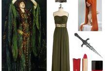 A Shakespearean Halloween / Halloween costume ideas inspired by Shakespeare.