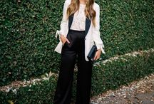 Trousers: Wide-Legged / This board contains images from recent ready-to-wear collections and popular fashion blogs.  The images are roughly in reverse chronological order, with the most recent images at the top.