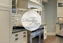 Kitchen Design Tips / Some great kitchen design tips and ideas to share on this board.