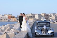 WEDDING IN SICILY / My office is in Tuscany, I am from Tuscany but...when Love calls...I go everywhere !!