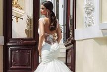 BRIDES AND WEDDINGS / It's all about the dress