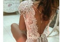 In love with LACE / Lace is the ultimate delicate feminine signature.