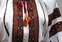 Vyshyvanka Ukrainian Carpathian