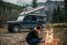 G-Class around the world / Traveling around the world in our awesome adventuremobile (Mercedes/Puch G-Class)