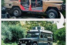 DIY Adventuremobile (deutsch) / Alles über den Umbau unserer Mercedes G-Klasse zum Adventuremobile.