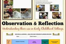 Teaching Professional: ECE Discussions, Assessments & Ideas / by Country Fun Child Care