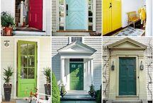 Porch & Door / by Brent Lohmann