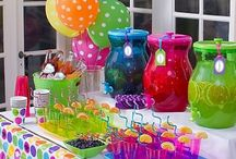 Parties & Baby Showers!! / by Brittany Walters
