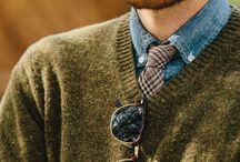Closet / Mens' clothing / by Brent Lohmann