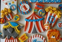 Decorated Cookies / by Leslie Sullivan