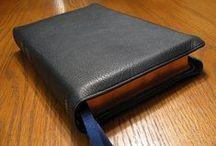 Bibles / by Matt Larson
