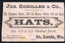 Hats I Like,Hat Pins,Hat boxes,Hat Signs / GM / Everything about Hats.