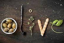 Olive Oil & Olives / GM / by Marja Seip-Kooij