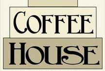 Coffee,Café,Kaffe,Koffie / GM / by Marja Seip-Kooij