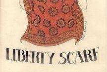 Scarfs I Like to wear / GM