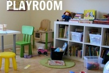 Kids Playrooms / Kids Playrooms - cool designs and cute decor for playtime!
