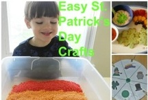 St. Patrick's Day Coloring and more