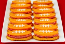 Superbowl Party Food and Fun!! / by Erin Best