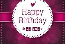 Birthday Cards / GM