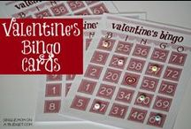 Holiday - Valentine's Day / #Valentine's day crafts and recipes
